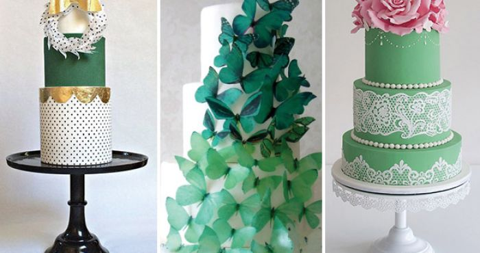 How To Green Your Wedding Cake
